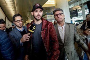 """Футболист """"Шахтера"""" прибыл в Лиссабон для подписания контракта с """"Бенфикой"""""""