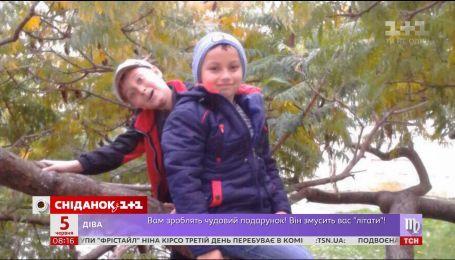 """Кореспондент ТСН Неллі Ковальська розповіла про марафон """"Право на освіту"""" і маленьких мрійників"""