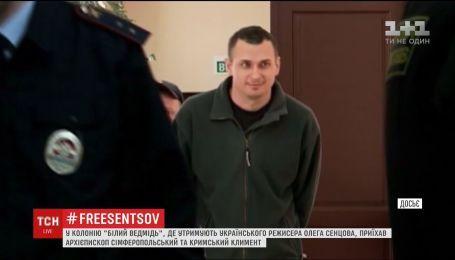 Тюремщики могут прибегнуть к принудительному кормлению Сенцова