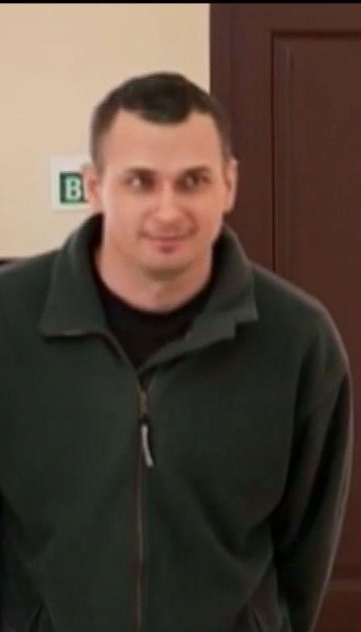 Тюремники можуть вдатися до примусового годування Сенцова