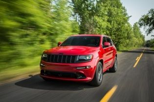 Jeep Grand Cherokee породнится с Alfa Romeo