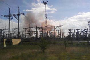 У Держагентстві запевняють, що загрози поширення масштабної пожежі на об'єкти ЧАЕС немає