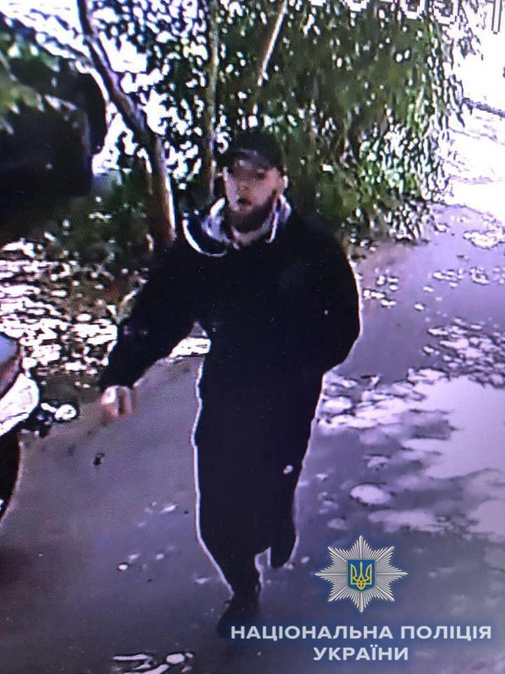 Нападники на Устименка в Одесі