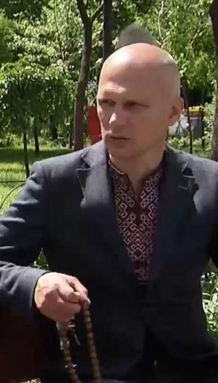 Боєць, який три роки був у полоні бойовиків, дав перше інтерв'ю після звільнення