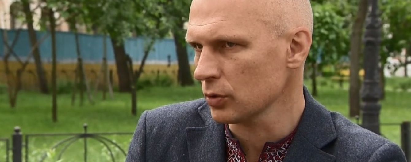 Заручник бойовиків із найтривалішим терміном полону дав своє перше інтерв'ю