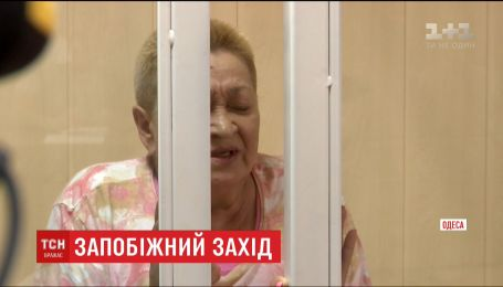 Женщина, которая в Одессе сбил насмерть двух девушек, проведет за решеткой как минимум два месяца
