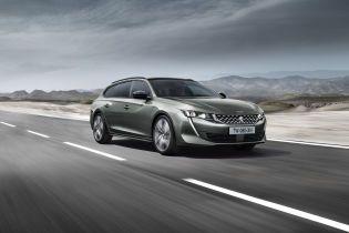 Peugeot растянул роскошный флагманский седан