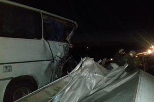 У Росії в ДТП потрапив мікроавтобус з українцями, троє людей постраждало