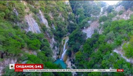 Мой путеводитель. Пелопоннес - самые водопады и советы сомелье оливкового масла