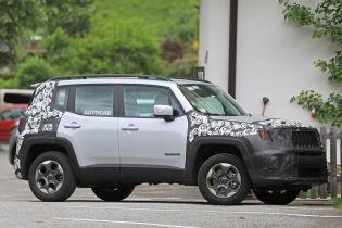 Jeep Renegade получит новые двигатели