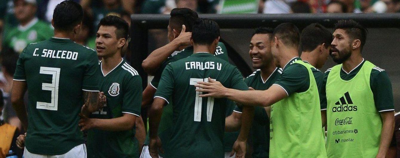 Відірвалися на повну: футболісти збірної Мексики замовили 30 повій перед ЧС-2018
