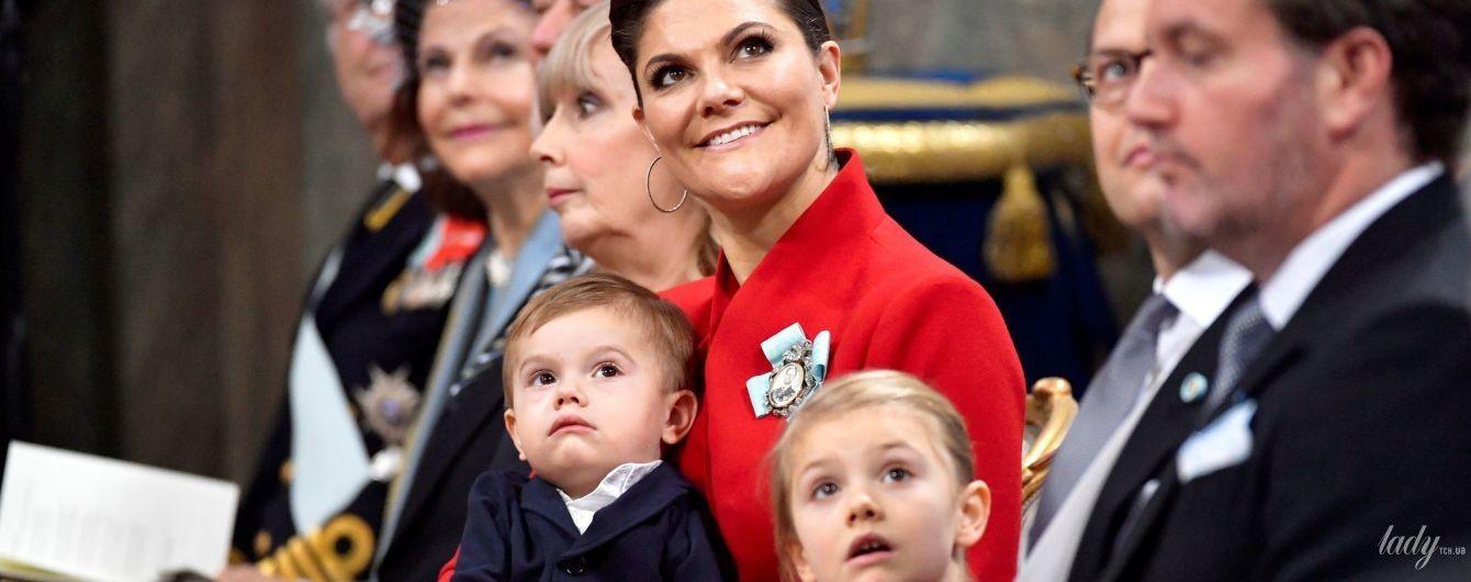 Они очаровательны: наследная принцесса Виктория поделилась новым снимком своих детей