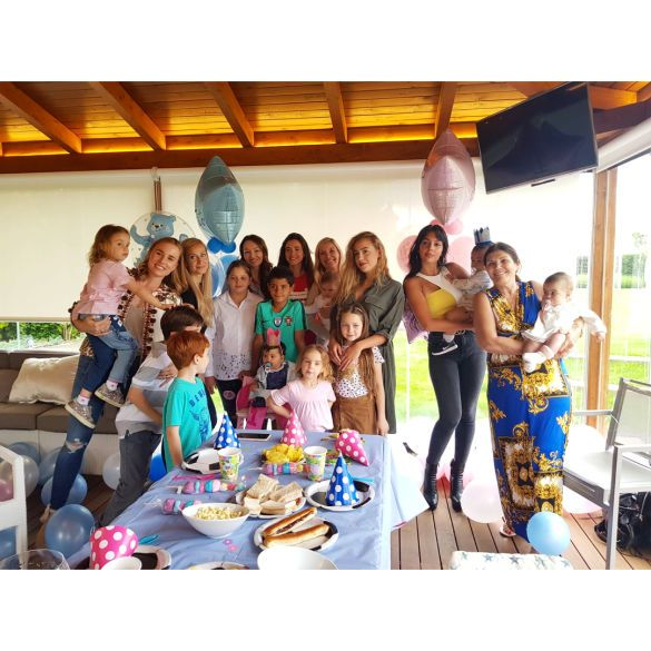 День народження дітей Роналду_1