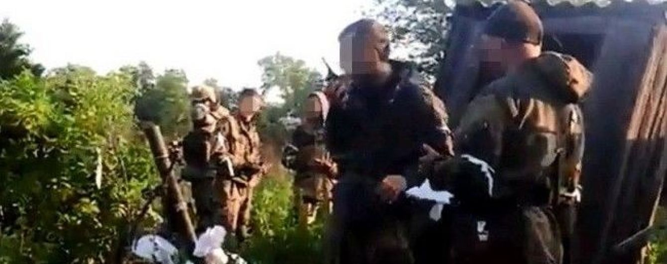 """На Донеччині затримали розвідника """"ДНР"""""""