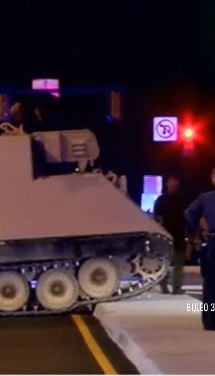 У США солдат викрав броньований автомобіль із військової частини