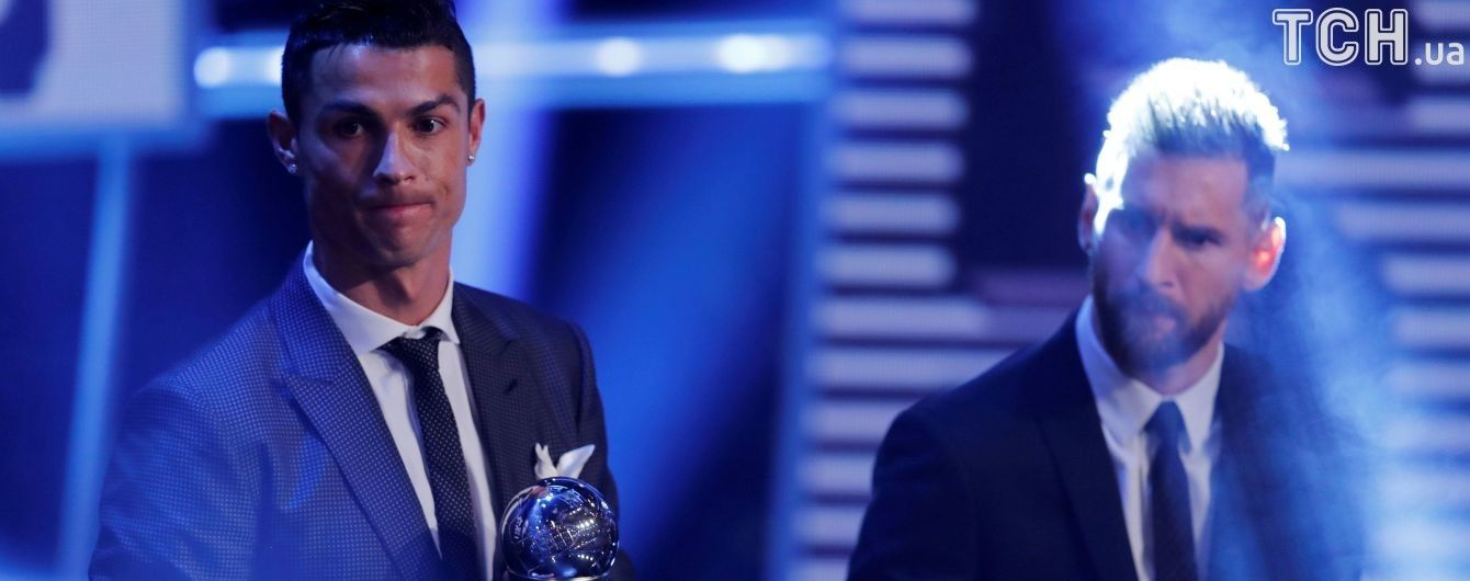 Роналду назвав майбутніх зірок футболу, які можуть замінити його і Мессі