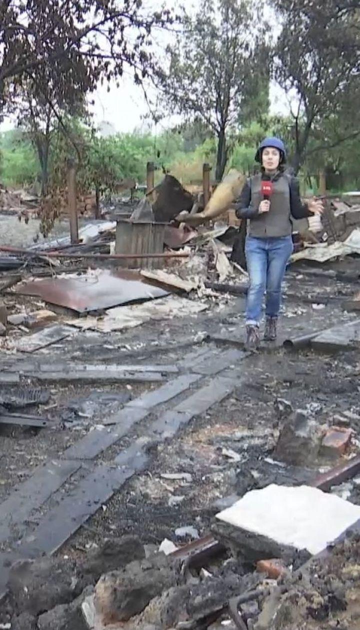 Бойовики масовано обстрілюють нещодавно звільнене селище Південне