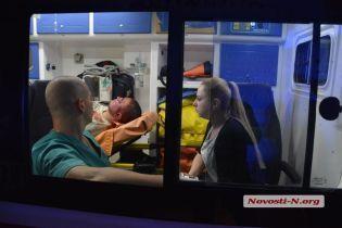 Полиция Николаева разыскивает неизвестного, который выпустил в мужчину 5 пуль
