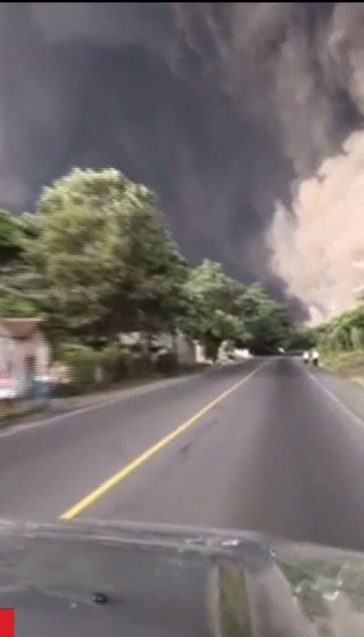 Из-за извержения гватемальського вулкана Фуэго погибли почти 100 человек