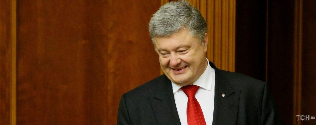 Порошенко прокомментировал продление антироссийских санкций Евросоюзом