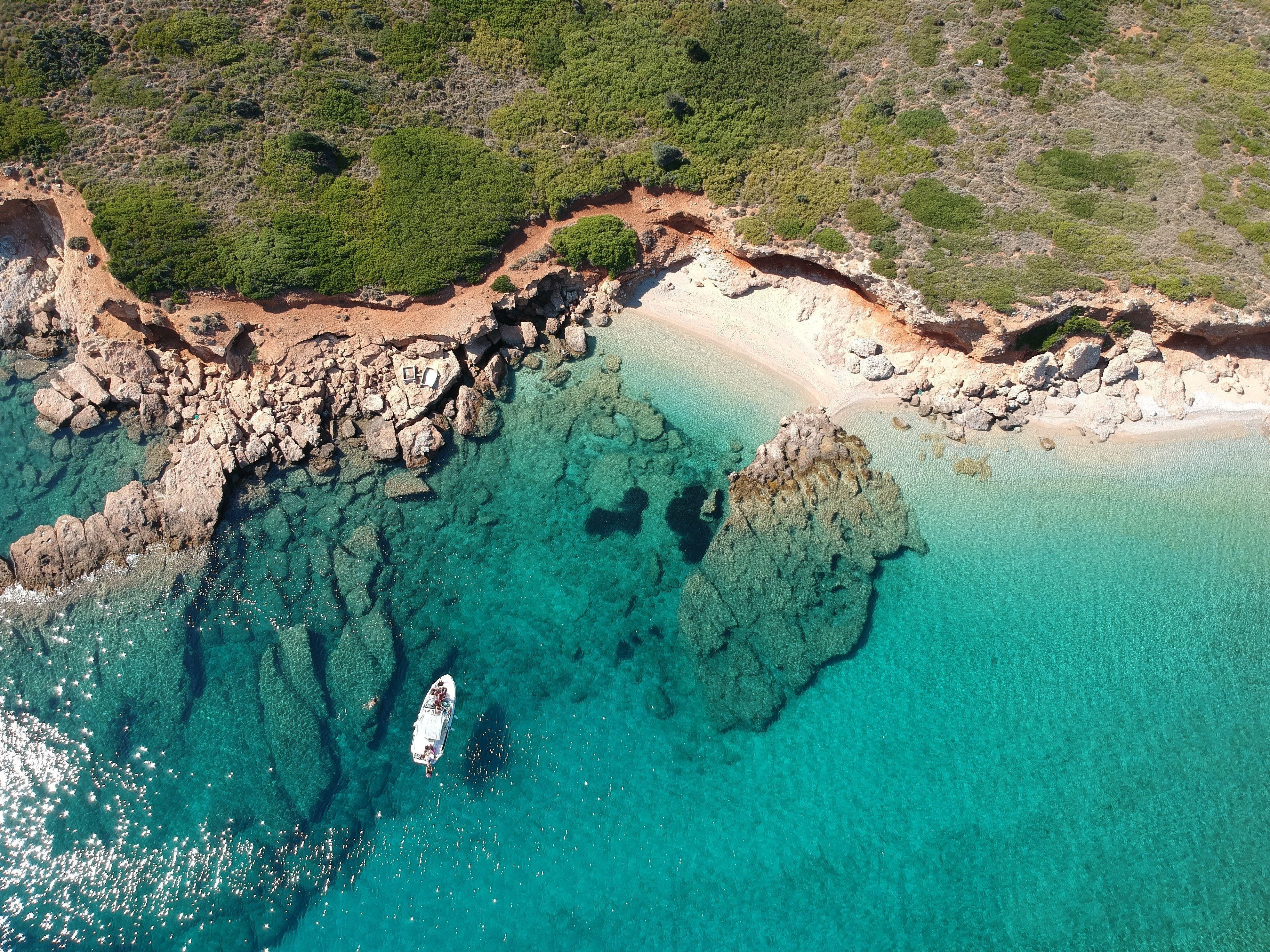Греція, море
