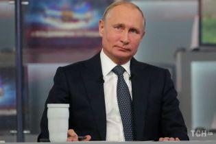 Путін відповів на запитання про можливість третьої світової війни