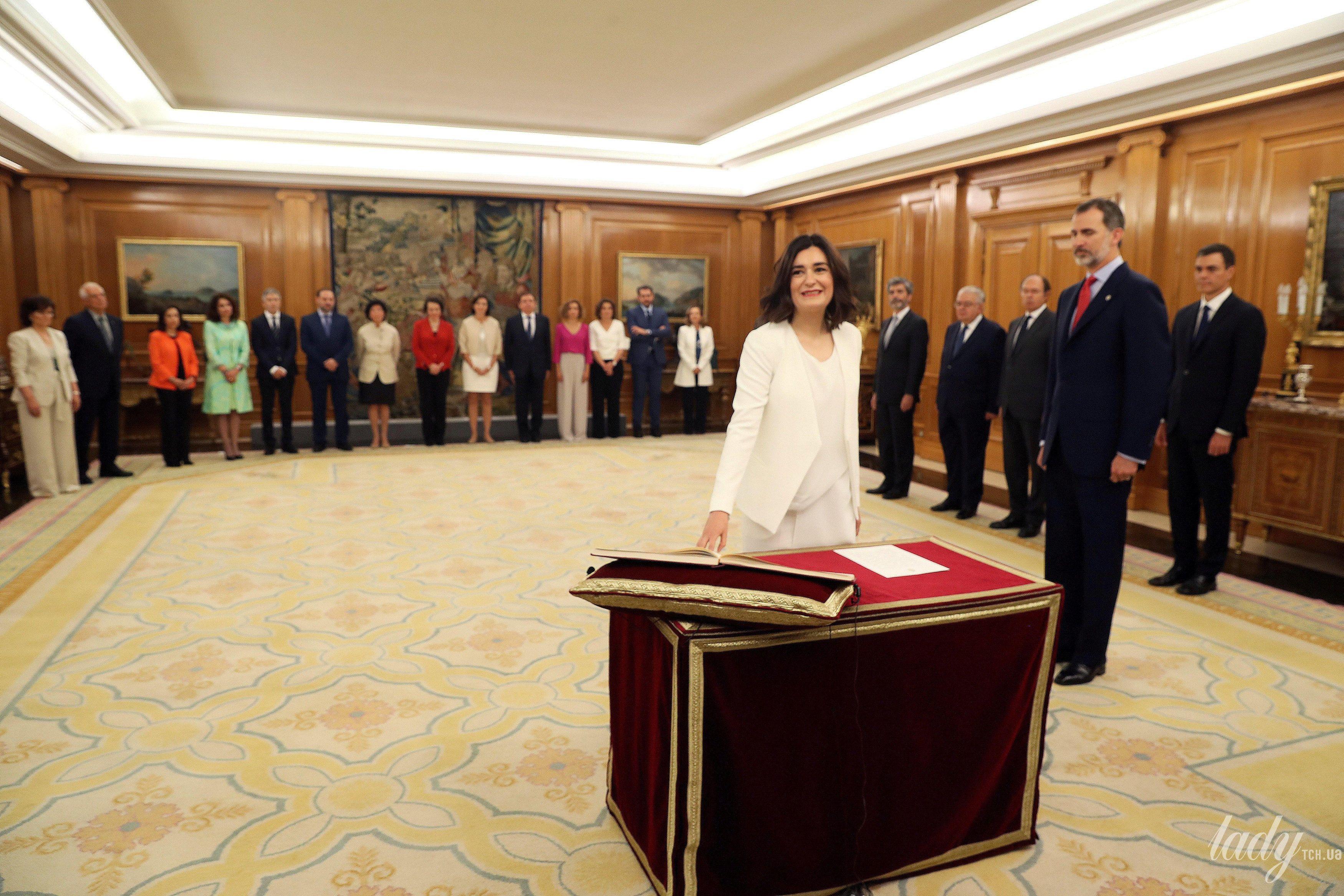 Министр здравоохранения Испании Кармен Монтон_1