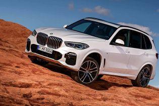 """Новое поколение BMW X5 вообразили в """"заряженной"""" версии"""