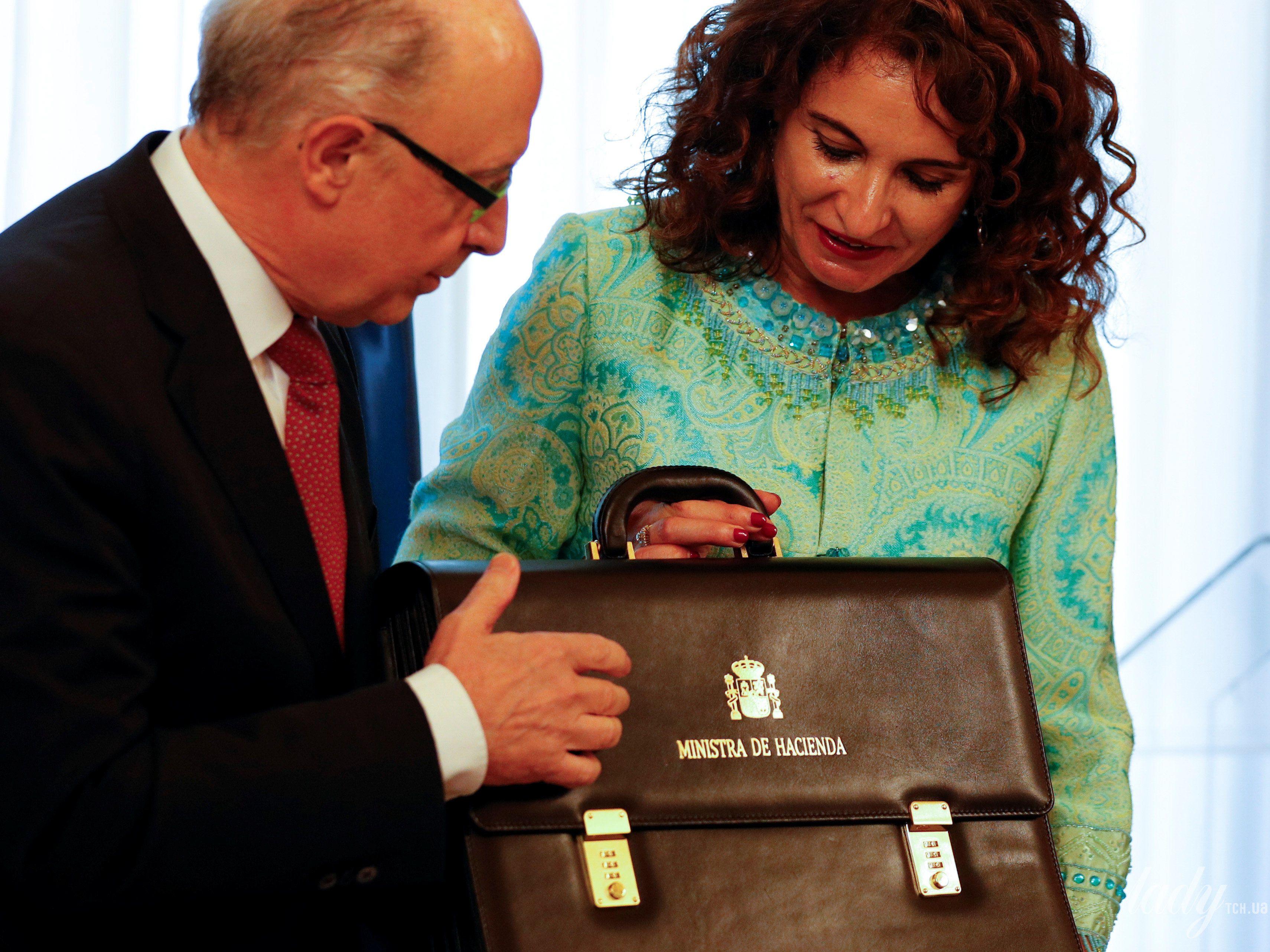 Министр финансов Испании Мария Хесус Монтеро_2