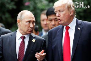 Трамп заявив, що незабаром може зустрітись з Путіним