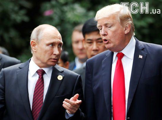 """""""Зустріч нерозлучних ворогів"""". Чого американські ЗМІ очікують від саміту Путіна і Трампа"""