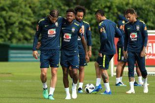 Фред травмувався на тренуванні збірної Бразилії і може пропустити стартові матчі ЧС-2018