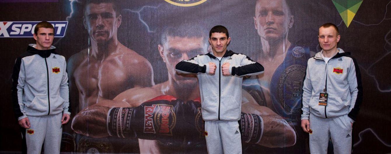 Непереможний український боксер проведе бій у Києві на вертолітному майданчику