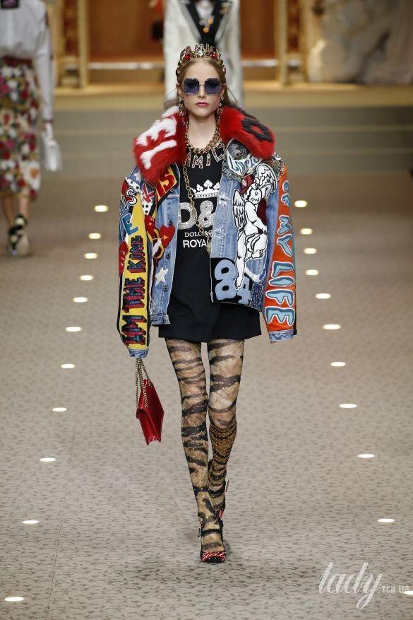 Коллекция Dolce&Gabbana прет-а-порте сезона осень-зима 2018-2019_59