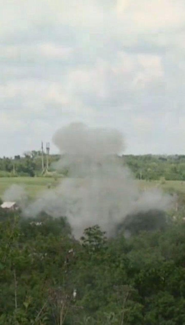 Враг на фронте атаковал украинские позиции, есть раненые