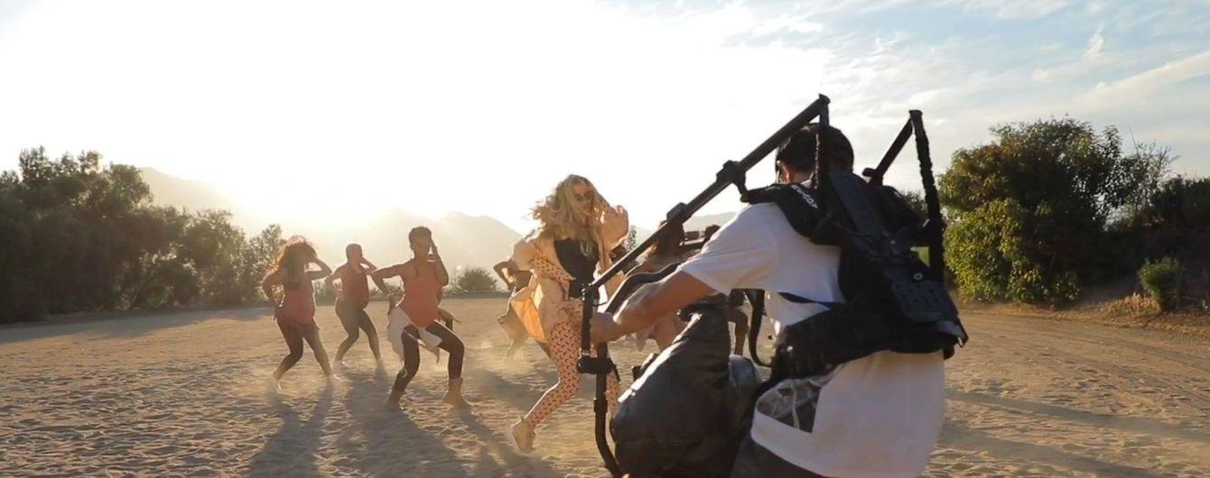 LOBODA показала, как снимала свой беременный тверк для нового клипа
