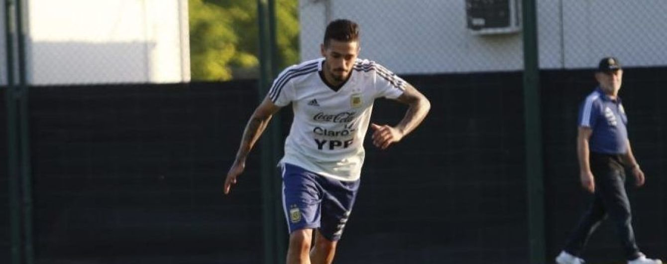 Аргентина потеряла еще одного футболиста перед стартом ЧМ-2018