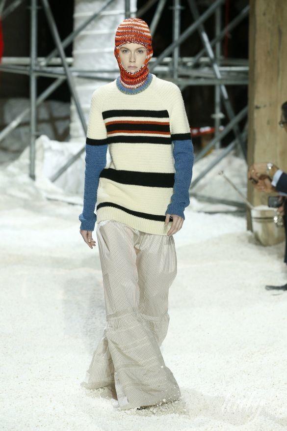 Коллекция Calvin Klein прет-а-порте сезона осень-зима 2018-2019_12