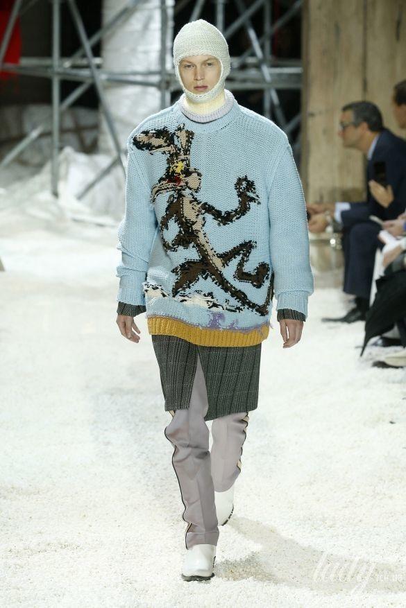 Коллекция Calvin Klein прет-а-порте сезона осень-зима 2018-2019_17