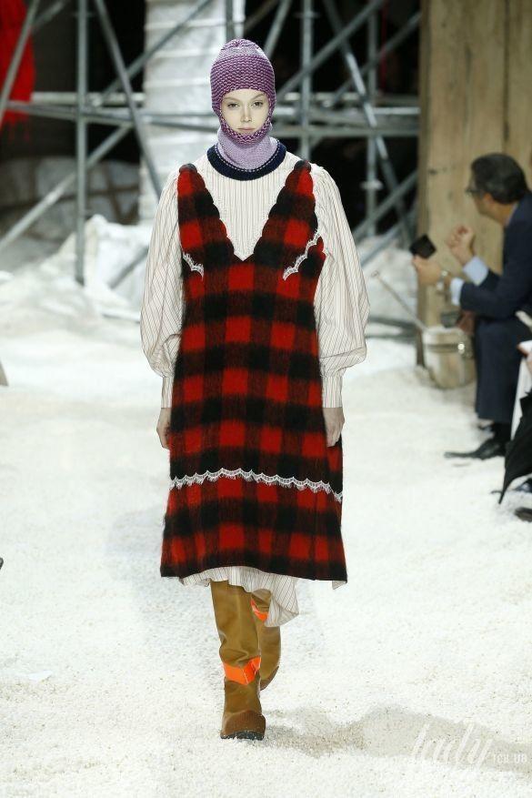 Коллекция Calvin Klein прет-а-порте сезона осень-зима 2018-2019_36