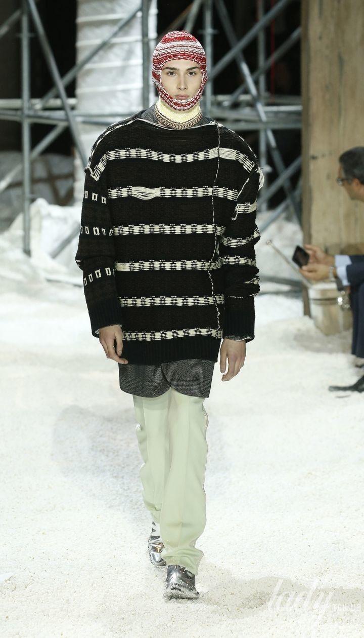 Коллекция Calvin Klein прет-а-порте сезона осень-зима 2018-2019 @ East News