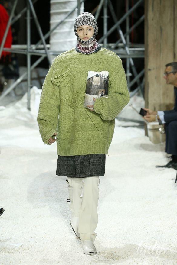 Коллекция Calvin Klein прет-а-порте сезона осень-зима 2018-2019_49