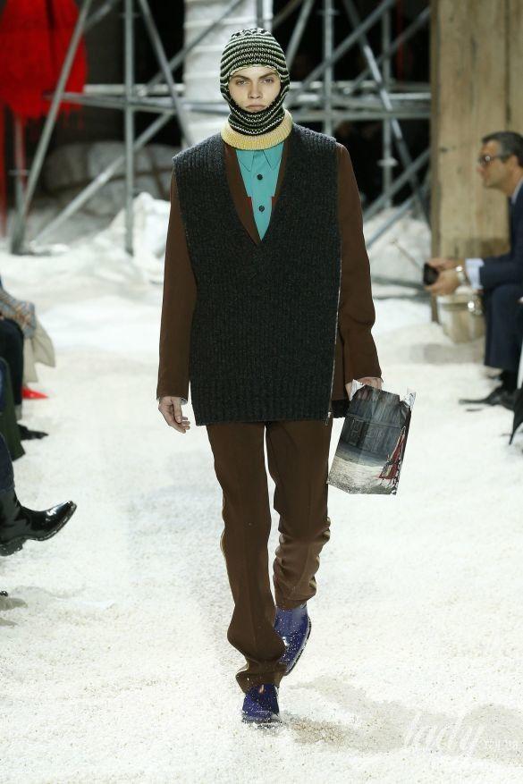 Коллекция Calvin Klein прет-а-порте сезона осень-зима 2018-2019_53