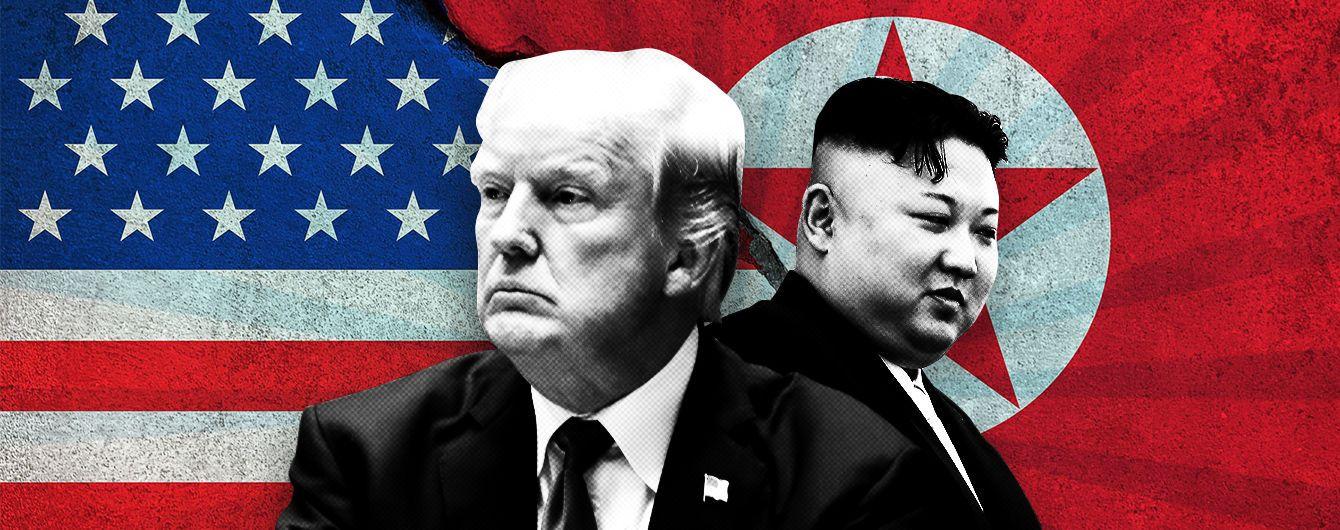 Перша зустріч лідерів США та КНДР: історія непростих стосунків в інфографіці