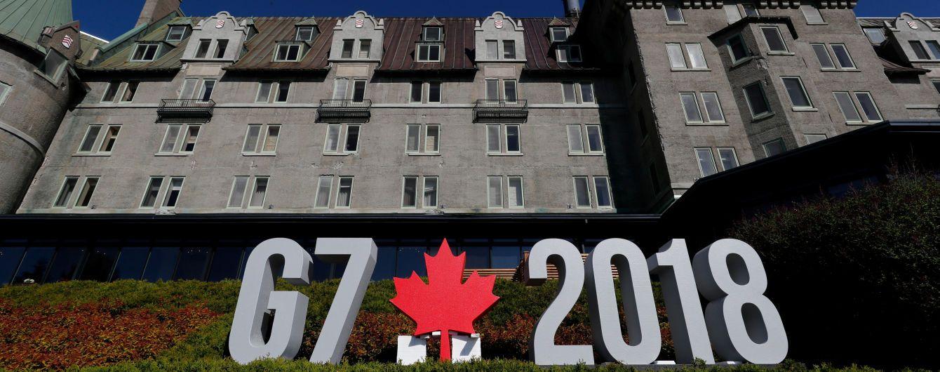 Прем'єр Італії підтримав повернення РФ до G8. Канада категорично проти