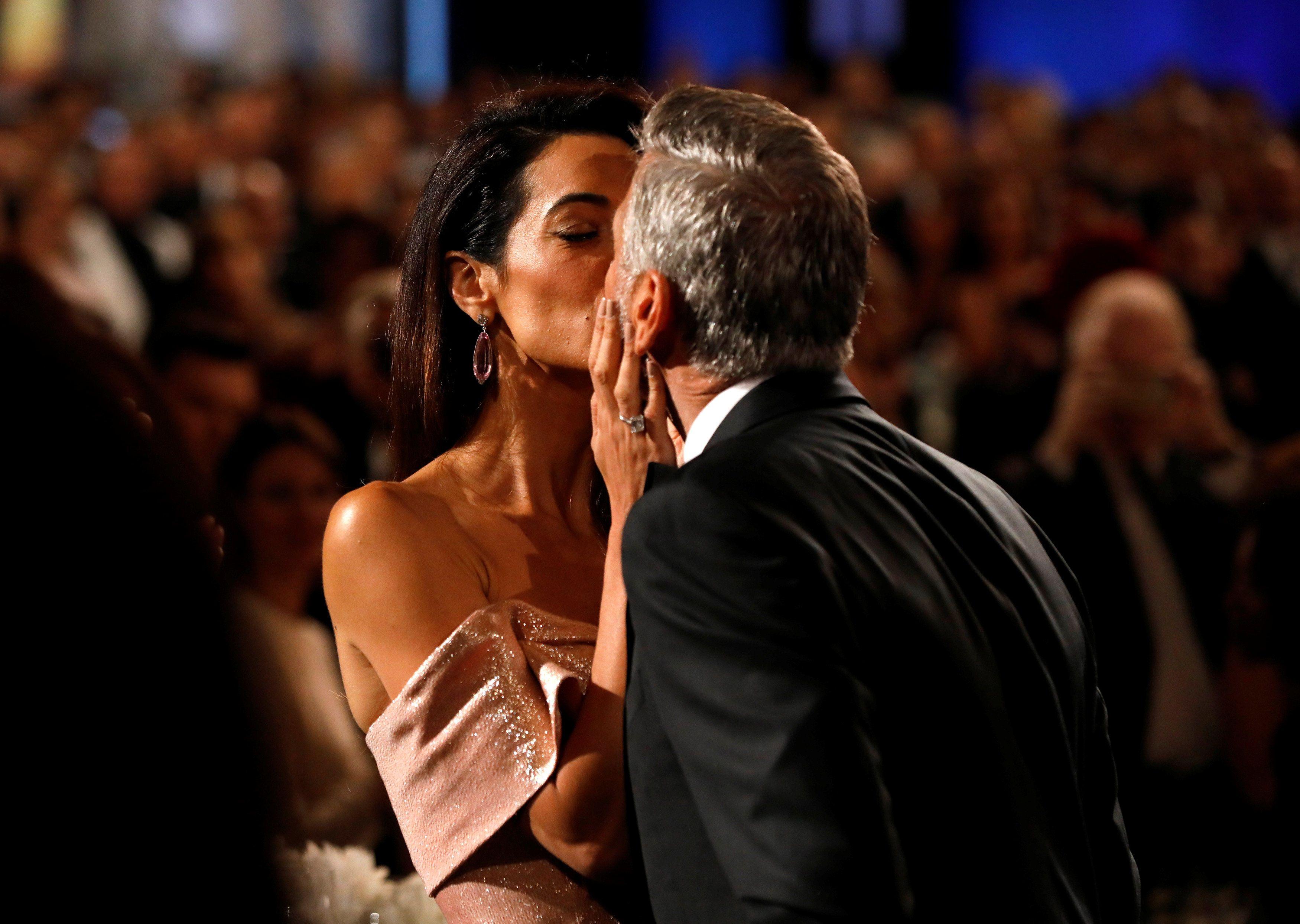 Джордж та Амаль Клуні_3