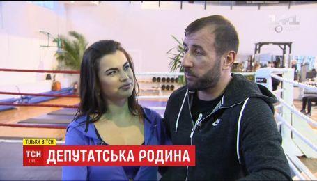 """""""Я подкаблучник"""": скандальный нардеп Сергей Рыбак впервые показал свою девушку"""