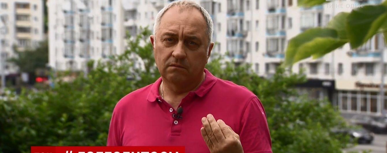 Сенцов вчиняє правильно, але він має бути не один – Андрієнко