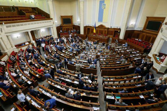 Партії Вакарчука і Зеленського увійшли до п'ятірки найрейтинговіших
