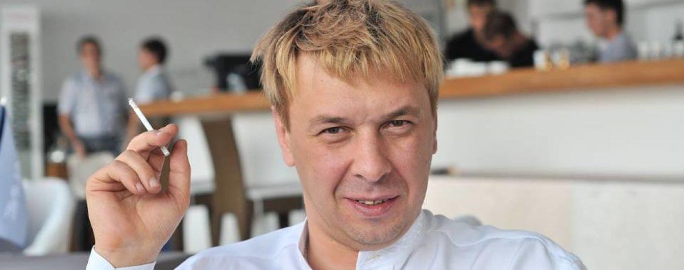 В Киеве неизвестные с ножом напали на популярного музыкального продюсера